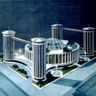 SatelliteConvention-Center